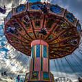 Flying High by Carlos Ruiz
