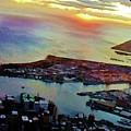 Flying Into Honolulu II by Craig Wood