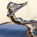 Flying Lady Hood Ornament by Jill Reger