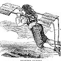 Flying Machine, 1678 by Granger