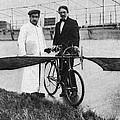 Flying Machine, 1912 by Granger