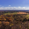 Flying Over New Milford by Andrea Swiedler