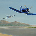 Flying The Air Show Circuit by  Keith Kochenour