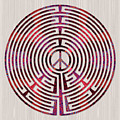 Fnding Here And Now by Fine Art Labyrinths