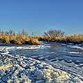 Foam On The Water by Bonfire Photography