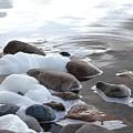Foamy Rocks by Nicole Frederick