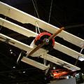 Focker Tri-plane by Tommy Anderson
