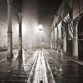 Fog In The Market by Marco Missiaja
