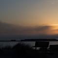 Fog Rolling In by Linda Kerkau