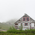 Foggy And Abandoned by Paul Quinn