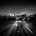 Foggy Cityscape  by Zachary Bale