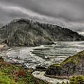 Foggy Oregon Coast by Jon Burch Photography