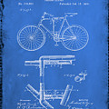 Folding Bycycle Patent Drawing 1d by Brian Reaves