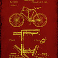 Folding Bycycle Patent Drawing 1f by Brian Reaves