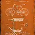 Folding Bycycle Patent Drawing 1g by Brian Reaves