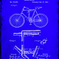 Folding Bycycle Patent Drawing 1h by Brian Reaves