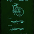 Folding Bycycle Patent Drawing 2a by Brian Reaves