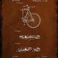 Folding Bycycle Patent Drawing 2c by Brian Reaves