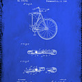 Folding Bycycle Patent Drawing 2d by Brian Reaves