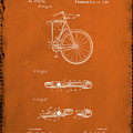 Folding Bycycle Patent Drawing 2e by Brian Reaves