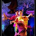 Folk Dancing Of Isaan by Ian Gledhill