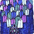 Following The Ancestors by Wayne Potrafka