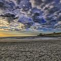 Folly Beach Sunrise by Calvin Smith