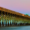 Folly Pier 1 by Jerry Fornarotto