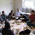 Food And Fellowship by Zau