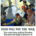 Food Will Win The War by War Is Hell Store