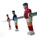 Football Figurines by Bernard Jaubert