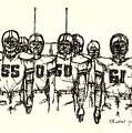 Football Nasties by Brett H Runion