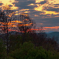 Foothills Parkway Dawn by Bob Phillips