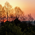 Foothills Parkway Sunrise by Bob Phillips