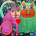 For All The Cats I by Cynda LuClaire