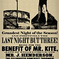 For The Benefit Of Mr Kite by Bill Cannon