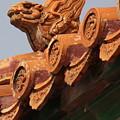 Forbidden City Guardian by Carol Groenen