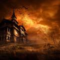 Forbidden Mansion by Svetlana Sewell