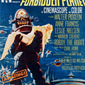 Forbidden Planet, Left Robby The Robot by Everett