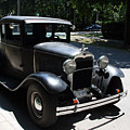 Ford A 1931 by Christiane Schulze Art And Photography