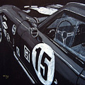 Ford Cobra Racing Coupe by Richard Le Page
