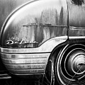 Ford Deluxe Fender Black And White by Alicia Collins