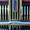 Ford Deluxe Grille by Jill Reger