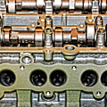 Ford Ecoboost Cylinder Head by Mike Martin