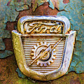 Ford Emblem by Matthew Pace