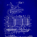 Ford Engine Lubricant Cooling Attachment Patent Drawing 1c by Brian Reaves