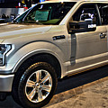 Ford F150 Fx4 Platinum by Alan Look