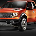 Ford F150 Svt Raptor by Alice Kent