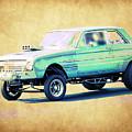Ford Falcon Gasser by Steve McKinzie