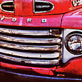 Ford Grille by Michael Thomas